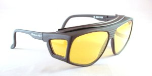 BlueLine Style FG2 barrier filter glasses